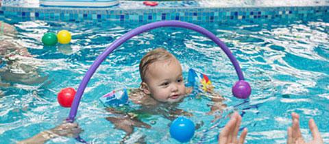 bebes nageurs 3 ans